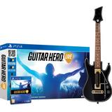 Guitar Hero Ps4 + Juego Sólo Efectivo