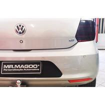 Refletivo Parachoque Gol G6 O Primeiro Original Mr. Magoo*