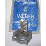 Pulmón 2º Boca Carburador Fiat 125 Weber Dche (original)