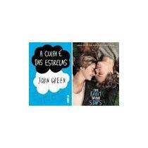 Livro - A Culpa É Das Estrelas - John Green - Ótimo Estado!!