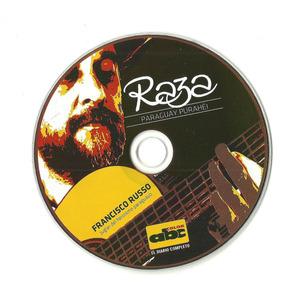 Francisco Russo - Raza Paraguay Purahéi Cd Original
