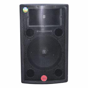 Caixa De Som Passiva Tp-15 Leac´s Com Falante E Driver Jbl