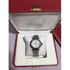 Reloj Cartier Pasha, Dama, Caballero, Joven