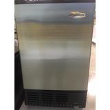 Fabricador De Hielo Premium Whirlpool 28 Lts 6kg Acero Nuevo