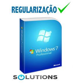 Selo Etiqueta - Windows7 Pro Original Esd + Nf-e