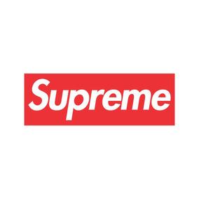 3 Adesivos Supreme 15x5cm - R$3,66 Cada