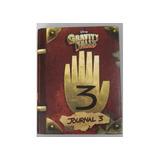 Gravity Falls : Journal 3 - Pasta Dura - Ingles Envio Gratis
