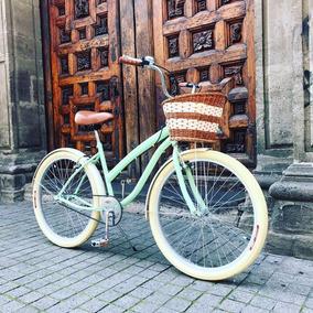Bicicleta Vintage O Retro Smart R26 Colores
