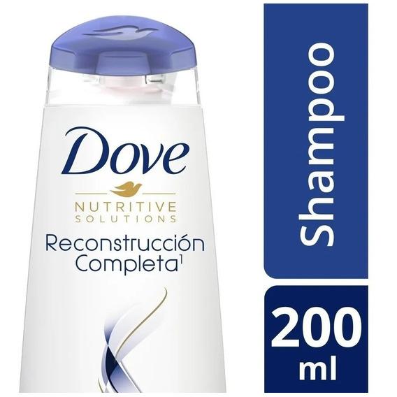 Dove Reconstruccion Completa 200ml Shampoo / Acondicionador