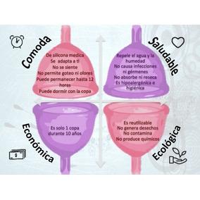 Copas Menstruales (copa Menstrual)