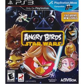 Angry Birds Star Wars Playstation 3 Ps3 Juego Nuevo Karzov