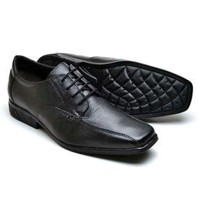 Sapato Social Masculino Classic Tamanhos Grandes 45 46 47 48