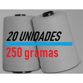 Linha Fio Poliéster Costura Sacaria 250 G - 20 Unidades