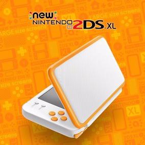 New Nintendo 2ds Xl Americano / Lançamento / Pronta Entrega
