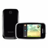 Smartphone Genesis Gp353 Dual Sim Tela 3.5 3mp Os 4.0 Preto