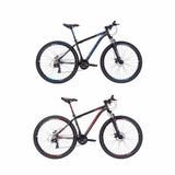 Bicicleta Aro 29 21marchas Ride 17 Tsw Preta 40230