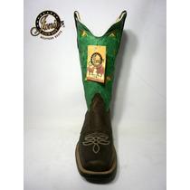 Bota Dama Mujer Rodeo Junior Cowboy Envió Gratis Único #4