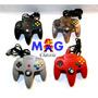 Controles Originales Para Nintendo 64 Con Garantia