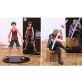 Figuras Anime One Piece 18cm. En Caja