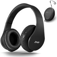 Auriculares Zihnic Plegable Bluetooth Y Por Cable Stereo