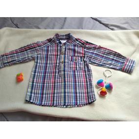 Camisa Bebe Manga Larga Tomaticos 12 Meses Camisa Bebe 262f1f1af6f