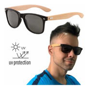 Óculos De Sol Masculino Quadrado Proteção Uv Polarizado