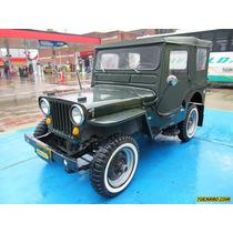 Jeep Willys J3