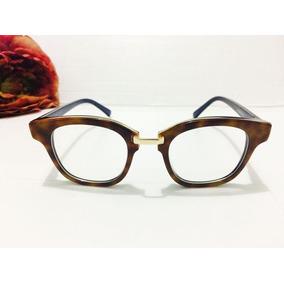 0d7fbded4d2d2 Óculos De Grau Blogueira Oculos - Óculos no Mercado Livre Brasil