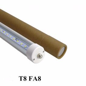 Tubo Lampara Led 18w T8 1.20 Mts Base Slim Fa8 Flourescente