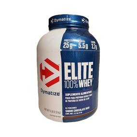 Proteina Dymatize Elite Whey 5 Lb Sabor Vainilla