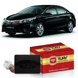 Módulo Subida De Vidro Tury Toyota Corolla Novo Gli Pro4.17m