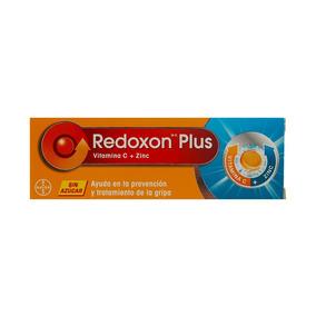 Redoxon Plus Vit-c+zinc Efv Tab 10