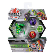 Set Bakugan Starter Pack Serie 2 - Surtido