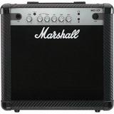 Marshall Mg15cf 15w Amplificador Sólido Para Guitarra