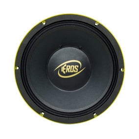 Alto Falante Eros E-712 Pro 700w Rms 12 Polegadas 8 Ohms