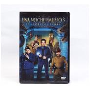 Una Noche En El Museo 3 El Secreto De La Tumba - Dvd