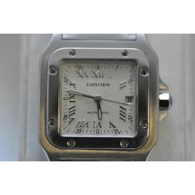 Reloj Original Santos De Cartier Para Caballero