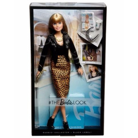 Barbie Look Black Label City Chic Mattel