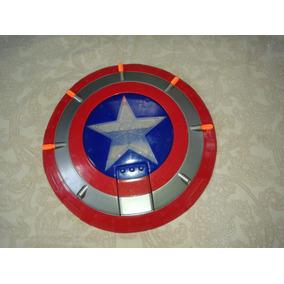 Capitan América Escudo Lanza Misiles Envio Grais