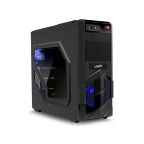 Gabinete Gammer Sentey Shield Gs-6090 Usb 3 Hd Audio Display