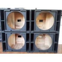Planos Para Fabricar Cajas Sonido Profesional