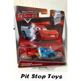 Disney Pixar Cars Relâmpago Mcqueen Dinoco Daydream - Mattel