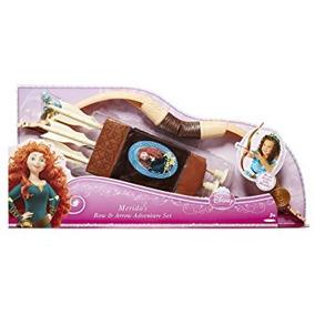 Juego De Arco Y Flecha Disney Princess Brave