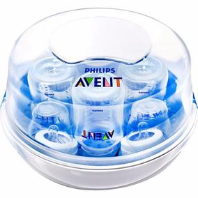 Esterilizador De Mamadeira Vapor P/micro-ondas Philips Avent