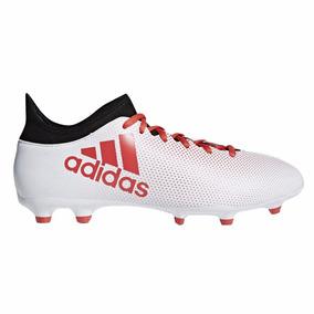 Championes Fútbol adidas X 17.3 Fg Cp9192 - Global Sports