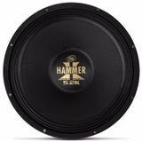 Falante Woofer Eros Hammer 15 Pol E15 5.2k 2600w Blake