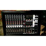 Equipo De Sonido Completo Consola Potencializada Beringer