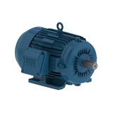 Motor Trifásico Baixa Rotação 2cv 4p 220/380v W22 Ir2 Weg