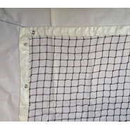 Red De Tenis Cancha Oficial Cinta Superior Cable Acero