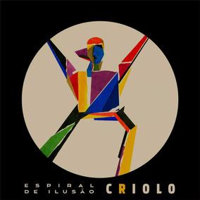 Lp Criolo - Espiral De Ilusão (2017) Lacrado - Oloko Records